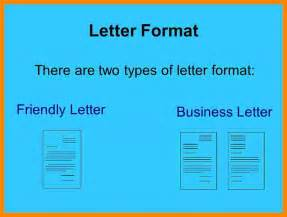 Kinds Business Letter Exles 5 Types Of Letter Writing Format Dupont Work Schedule