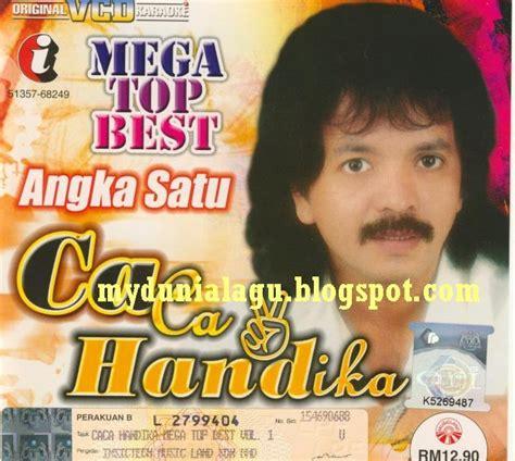 download mp3 album caca handika lagu ajib the best of caca handika karaoke album