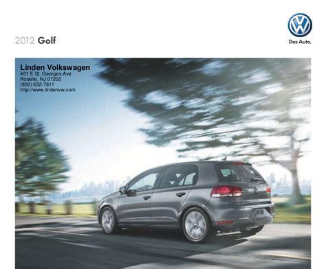 New Jersey Volkswagen by 2012 Volkswagen Golf For Sale Nj Volkswagen Dealer New