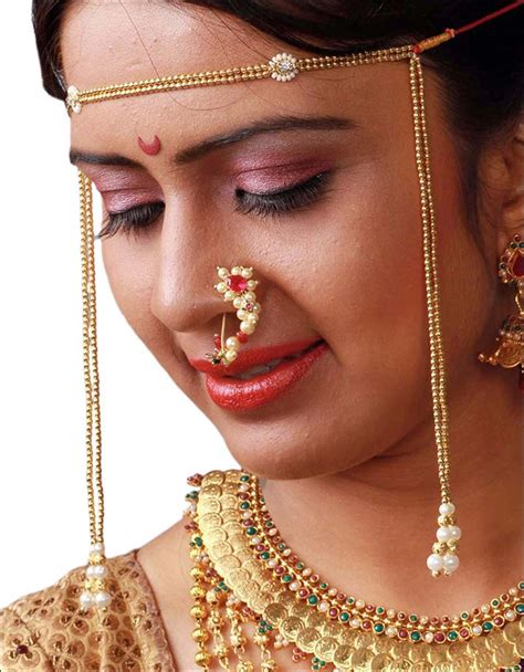 Maharashtrian Bridal Jewellery: 11 Classic Pieces With Names