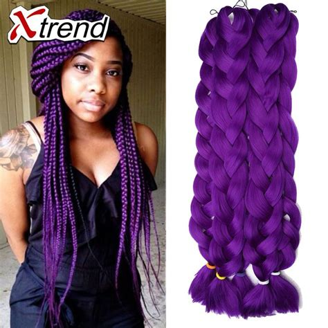 latest colour of attachment for braiding solid color braid hair multi colored braiding braids