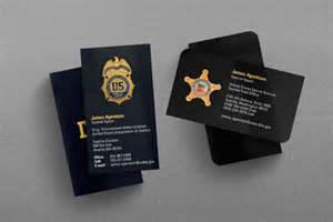 dhs business cards federal enforcement business cards kraken design