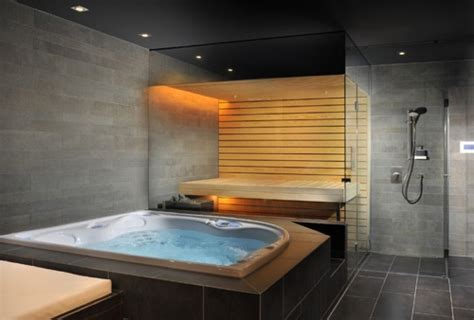 sauna bathtub 12 unique and awesome designs for your dream bathrooms