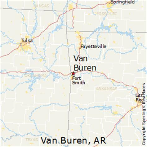 buren arkansas map best places to live in buren arkansas