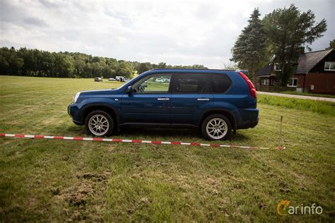 Nissan Xtrail T31 nissan x trail t31