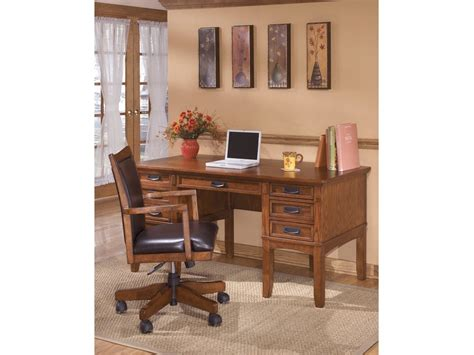 Home Office Desk India Signature Design By Home Office Storage Leg Desk