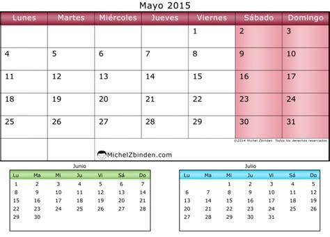 Calendario De 1940 Calendarios Para Organizar Tu Mes De Mayo Todo Im 225 Genes