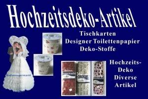 Hochzeitsdeko Artikel by Hochzeit Dekoration