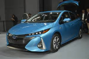 Toyota Prius 2017 Toyota Prius Prime In Hybrid Preview