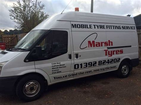 mobile tyre cheap tyres budget tyres exhausts servicing marsh