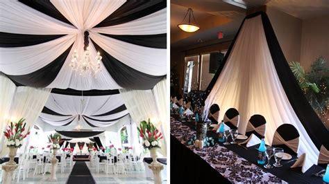 idee decoration mariage noir et blanc id 233 es et d