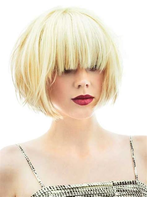 50 Best Bob Hairstyles with Bangs   Bob Hairstyles 2017