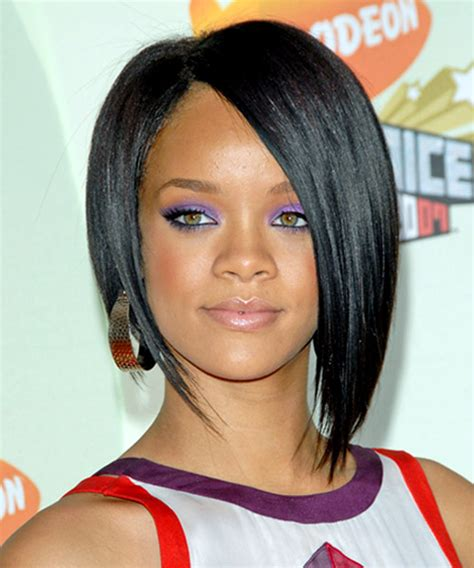 rihanna hairstyles bob haircut makes its debut on ellen todaycom rihanna hairstyles for 2018 celebrity hairstyles by