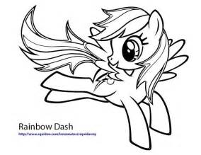 rainbow dash coloring page mlp coloring pages rainbow dash az coloring pages