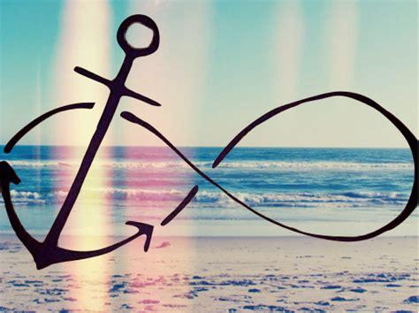 infinity tattoo ideas tumblr infinity anchor tumblr