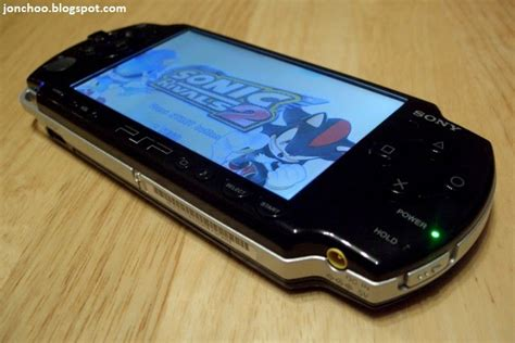 Thin Psp Now In Pastels by Jonchoo Sony Psp Slim Lite Review