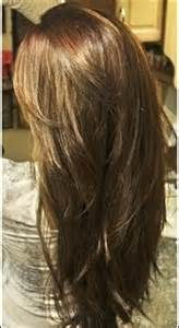 hairstyles with layered in back and longer on sides layered haircuts back view