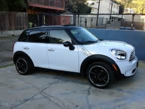 Price Of Mini Cooper 4 Door 2011 Mini Cooper Countryman Base Hatchback 4 Door 1 6l Ebay