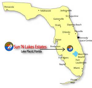sun n lakes about our area lake placid florida