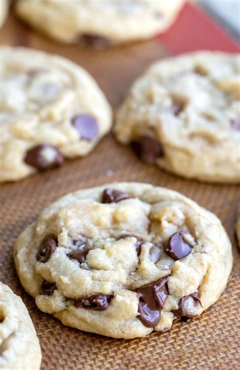 easiest chocolate chip cookie recipe i heart eating