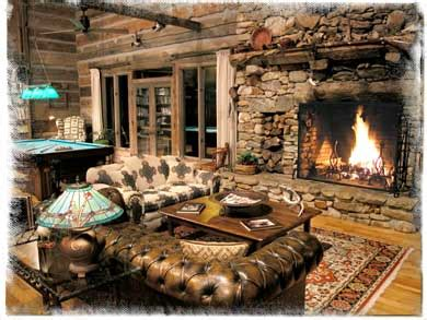 Rustic Western Home Decor by Carolina Bed And Breakfasts Inns Mountain Lodges