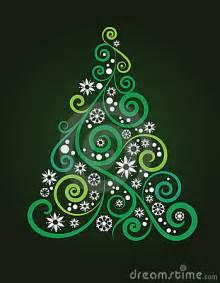 Artistic christmas tree royalty free stock photo image 12097515