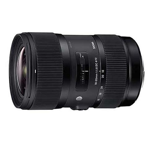 sigma 18 35mm f 1 8 hsm for canon sigma 18 35mm f 1 8 dc hsm