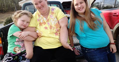 mama june did buy a car for the man who molested her honey boo boo family car accident mama june talks quot scary