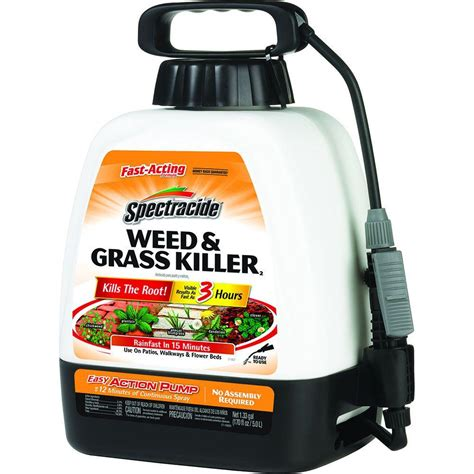 spectracide and grass killer 1 33 gal ready to use