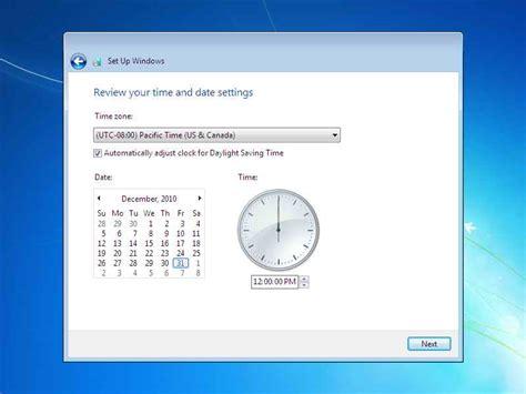 tutorial instal ulang pc windows 7 tutorial instal windows 7 pada laptop acer pendidikan
