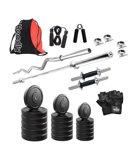 what is 62 kg headly 62 kg home with 14 inch dumbbells 2 rods
