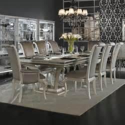 aico pearl swank dining set 9 aico