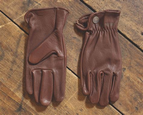 Buffalo Leather by Buffalo Leather Motorcycle Glove By Inr
