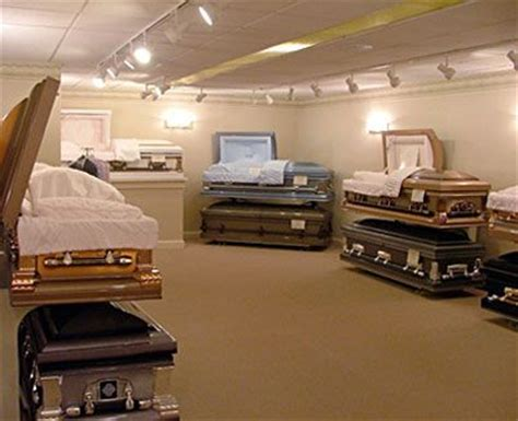 inside funeral homes funeral home casket selection room