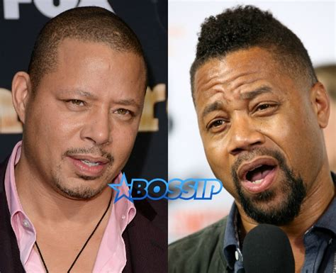 terrence howard twin television academy mistakes terrence howard for cuba