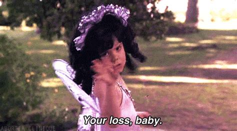 Your Loss Meme - your loss baby mean girl gifs