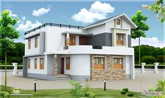 Two Storey House by March 2013 Kerala Home Design And Floor Plans