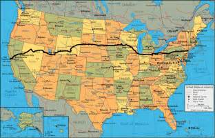 the map of america autismaid steve knowlton s world record run across