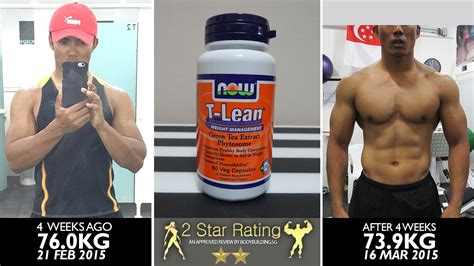 t lean weight management now foods t lean weight management