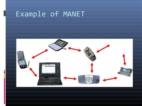 mobile ad hoc networking mobile ad hoc network manet