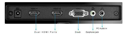 Murah Kabel Display Port Dp Gaming High Quality 1 5m Meter jual monitor led 20 inch asus monitor led 21 5 inch vx229h murah high definition hd
