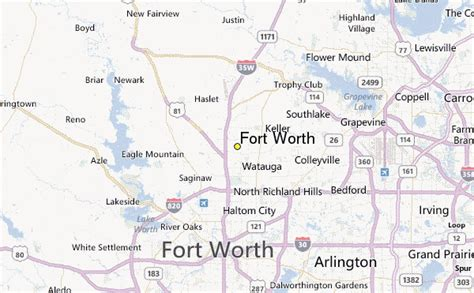 fort texas location map fort worth weather station record historical weather for fort worth texas