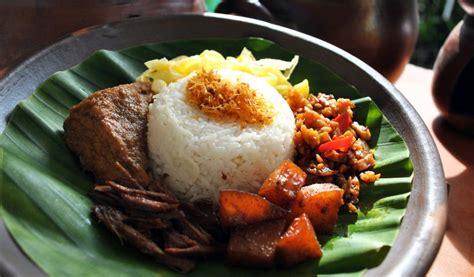 Sambel Jamblang nasi jamblang kuliner lezat penuh kesederhanaan