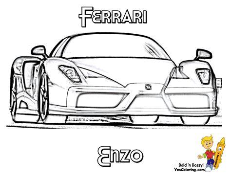 Dessin Voiture Ferrari Coloriage Autocarswallpaper Co