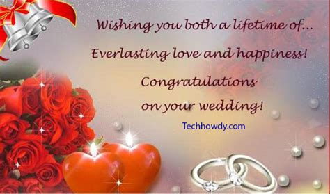 Wedding Wishes Ending by Marriage Congratulations Unique Wishes Quotes Cards