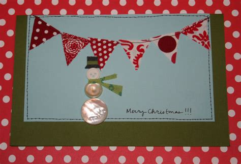 christmas craft homemade christmas cards