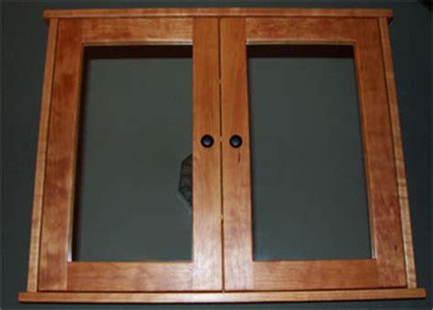 wide double door shaker style bathroom medicine cabinets