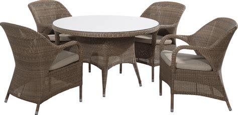 table et chaise resine tressee chaise de table de jardin sussex en r 233 sine tress 233 e 4 seasons