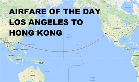 airfare   day american airlines los angeles  hong kong economy class   trip