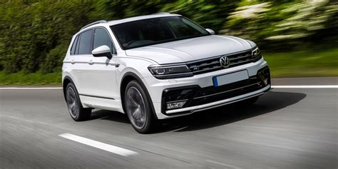 volkswagen tiguan review carwow